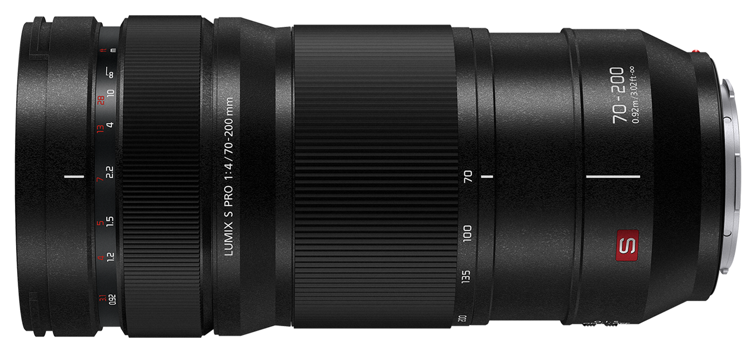 Panasonic SL Mount 70-200mm details