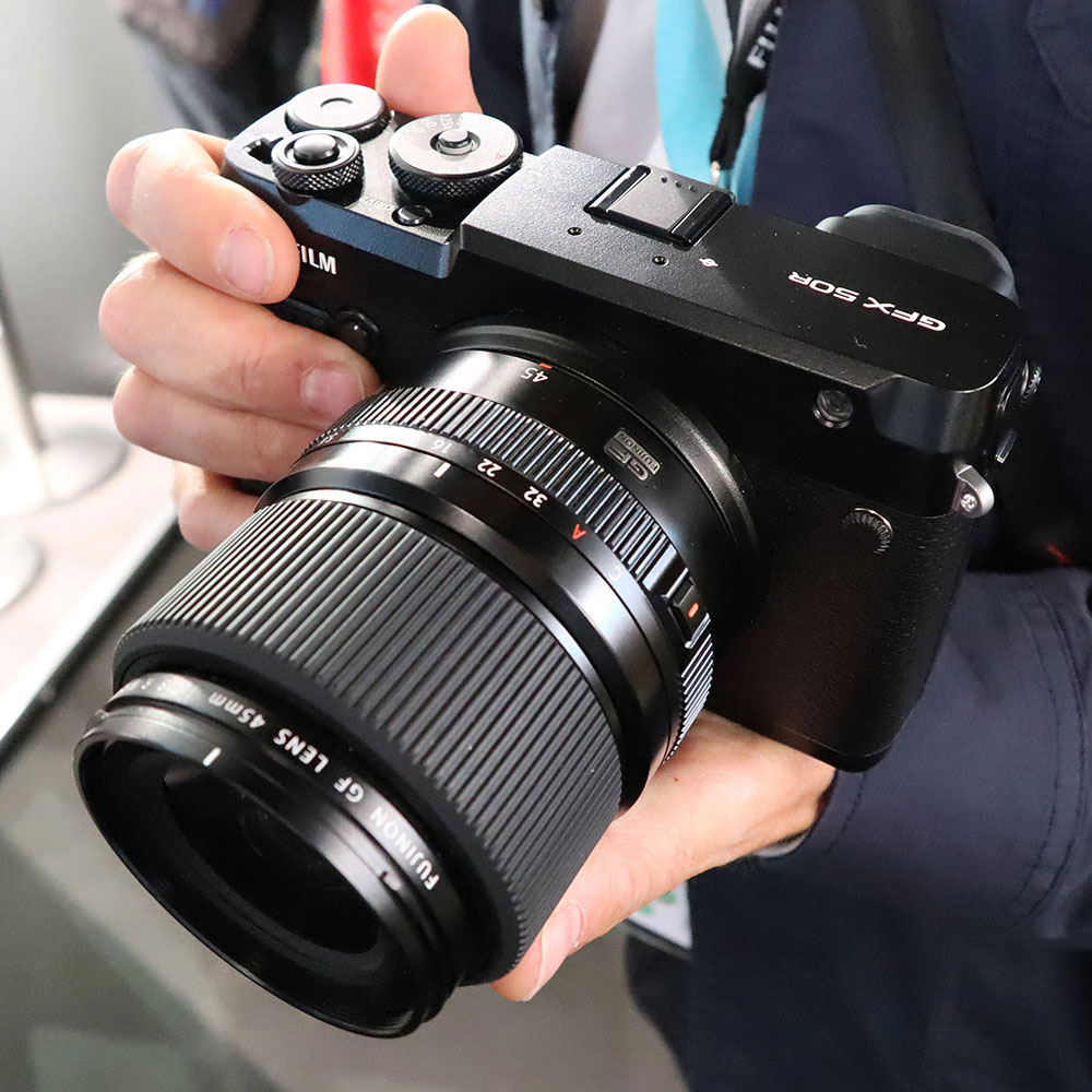 Fujifilm GFX 50R Photokina 2018