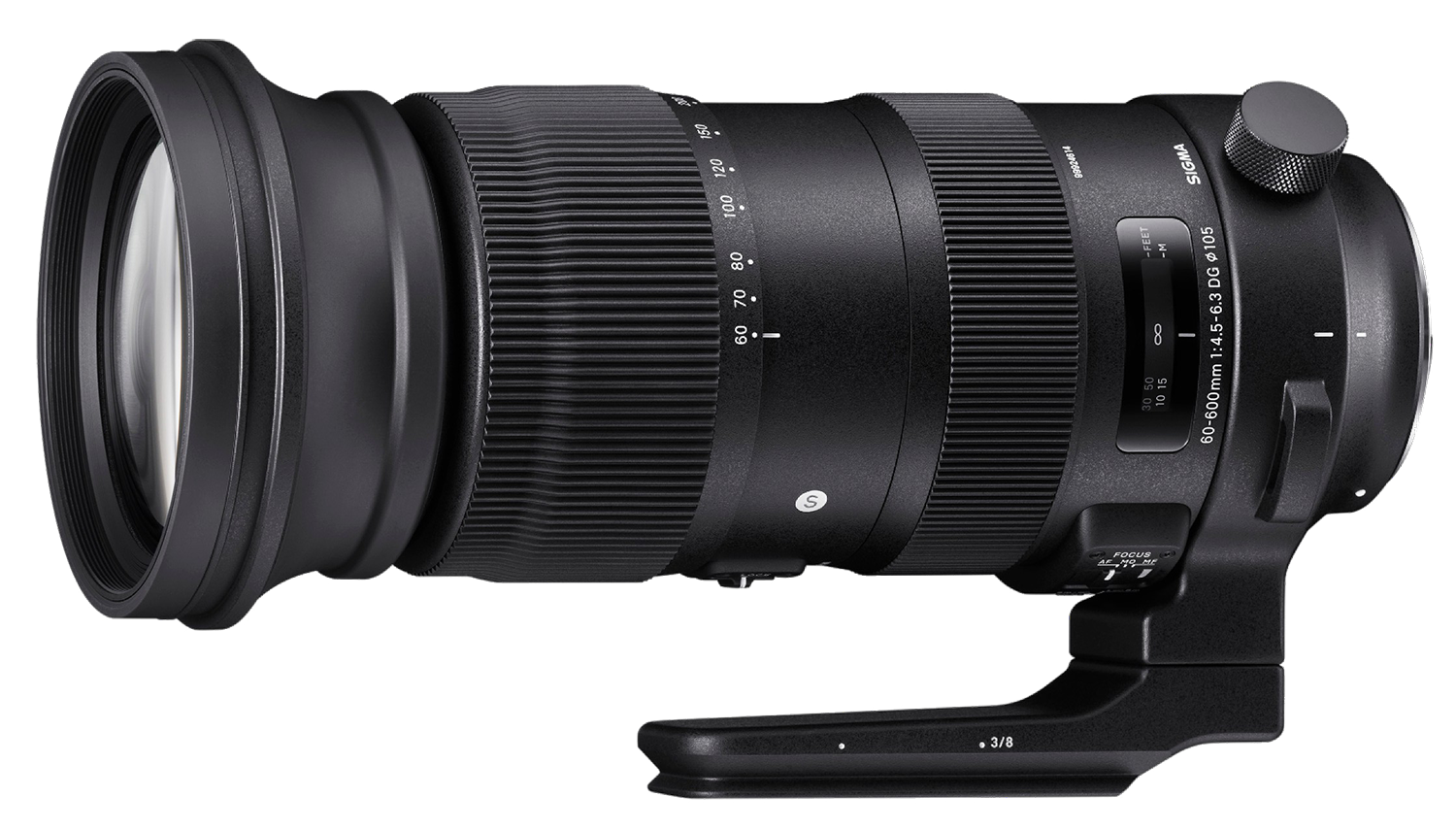 Sigma 60-600mm Sports announced