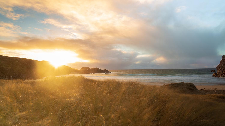 Scottish landscapes Sigma lens