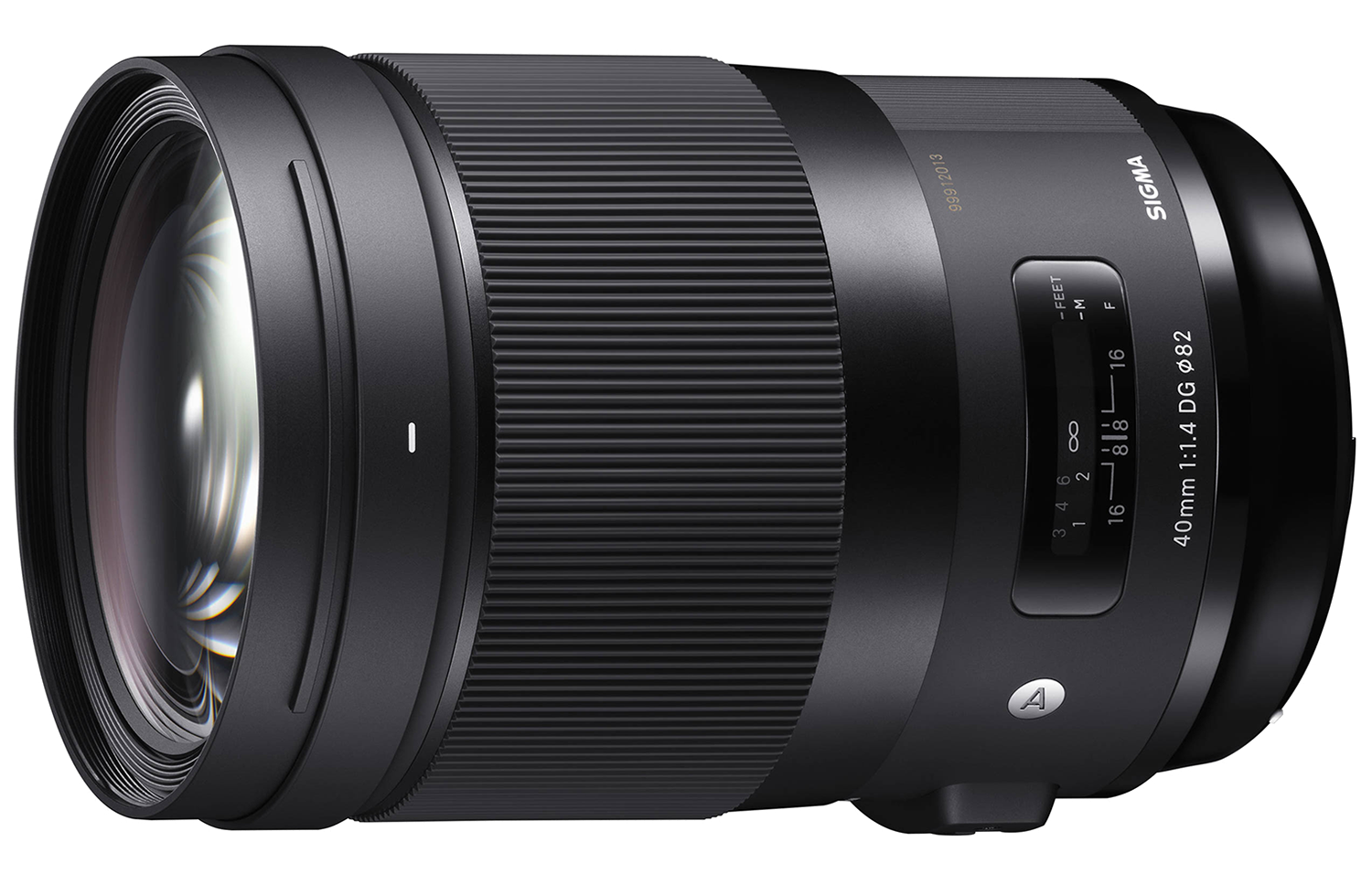 Sigma 40mm ART lens hire
