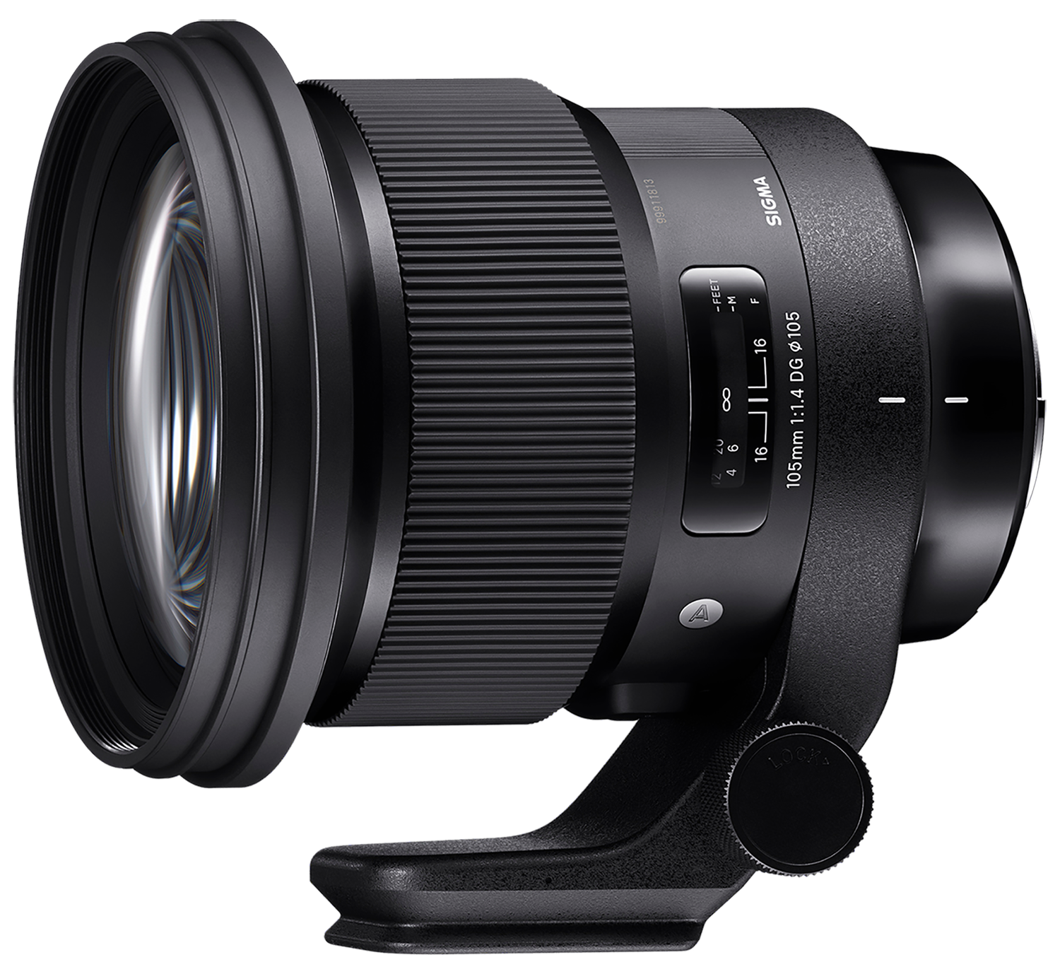 Sigma 105mm ART for hire