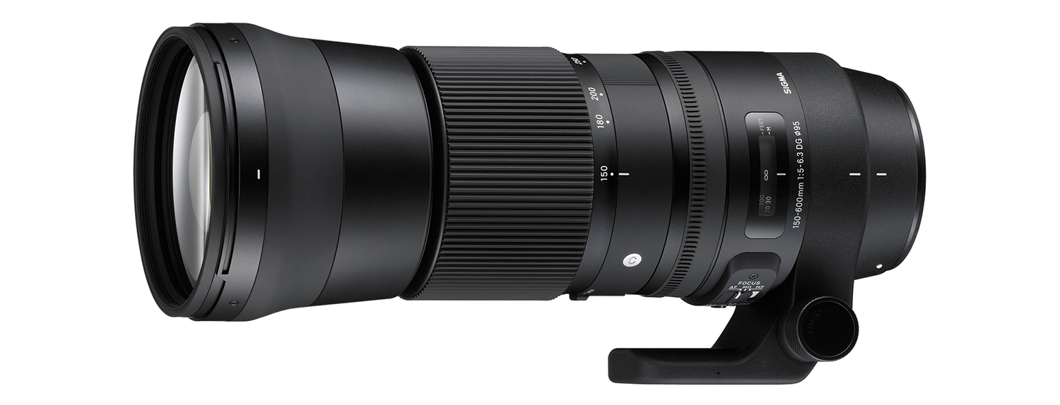 Sigma 150-600mm ART lens hire