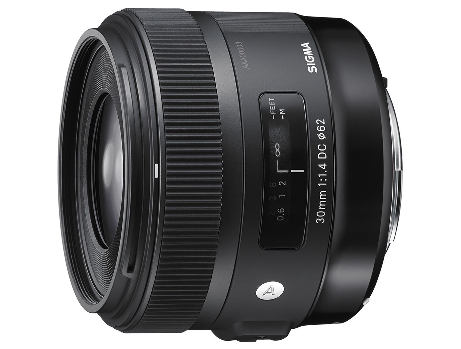 Sigma 30mm ART lens hire
