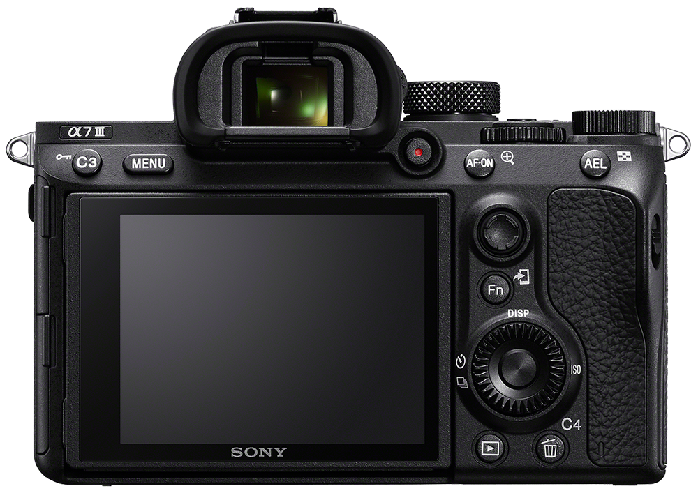 Sony A7 III for hire