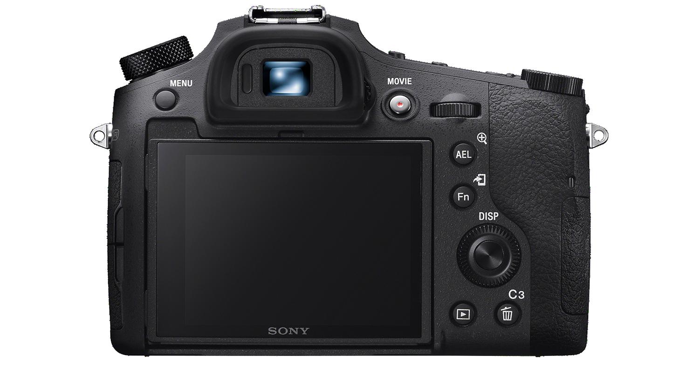 Sony RX10 IV LCD