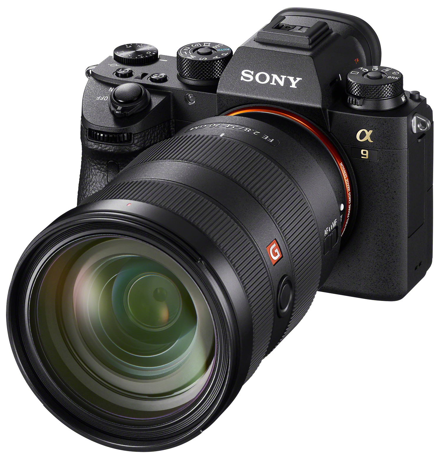 Sony a9 TIPA Awards