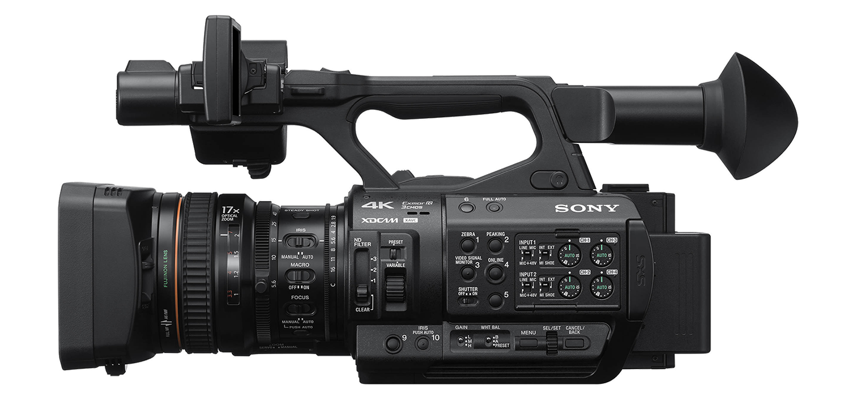 Sony PXW-Z280 camcorder hire