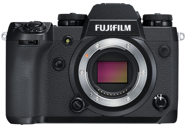 Fujifilm X-H1 hire
