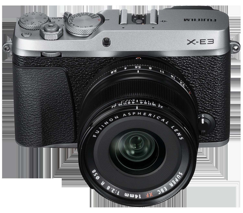 Fujifilm X-E3 hire