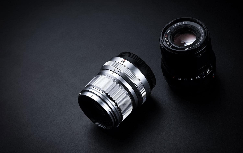 Fujifilm lens hire