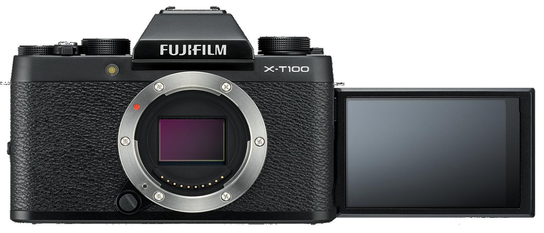 Fujifilm X-T100 hire