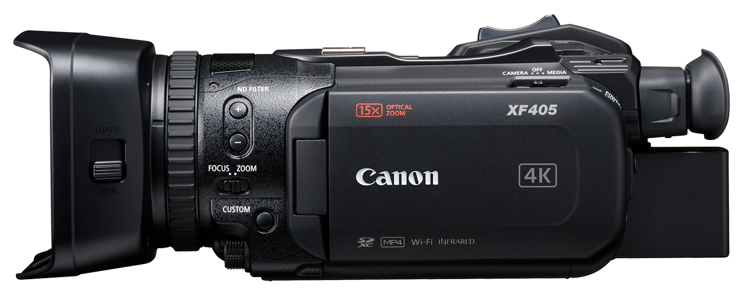 Canon XF405 for hire