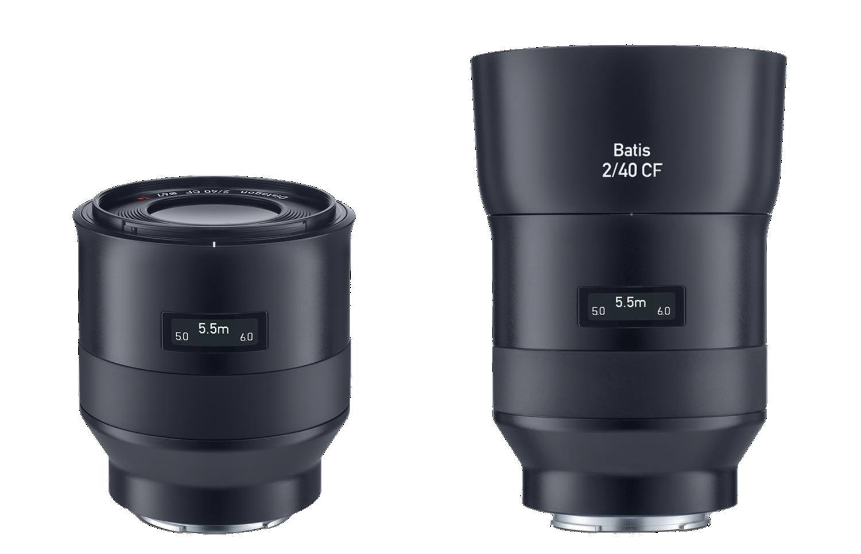 ZEISS Batis 2/40 lens