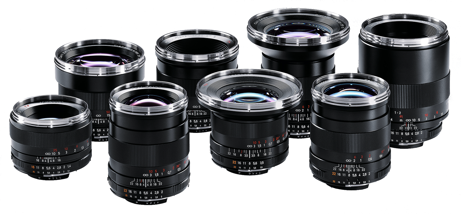 Zeiss Classic family