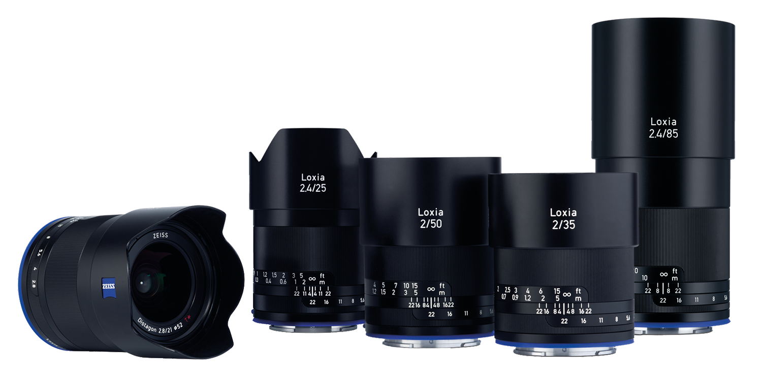 ZEISS Loxia family