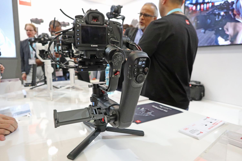 Zhiyun Crane 3 Photokina
