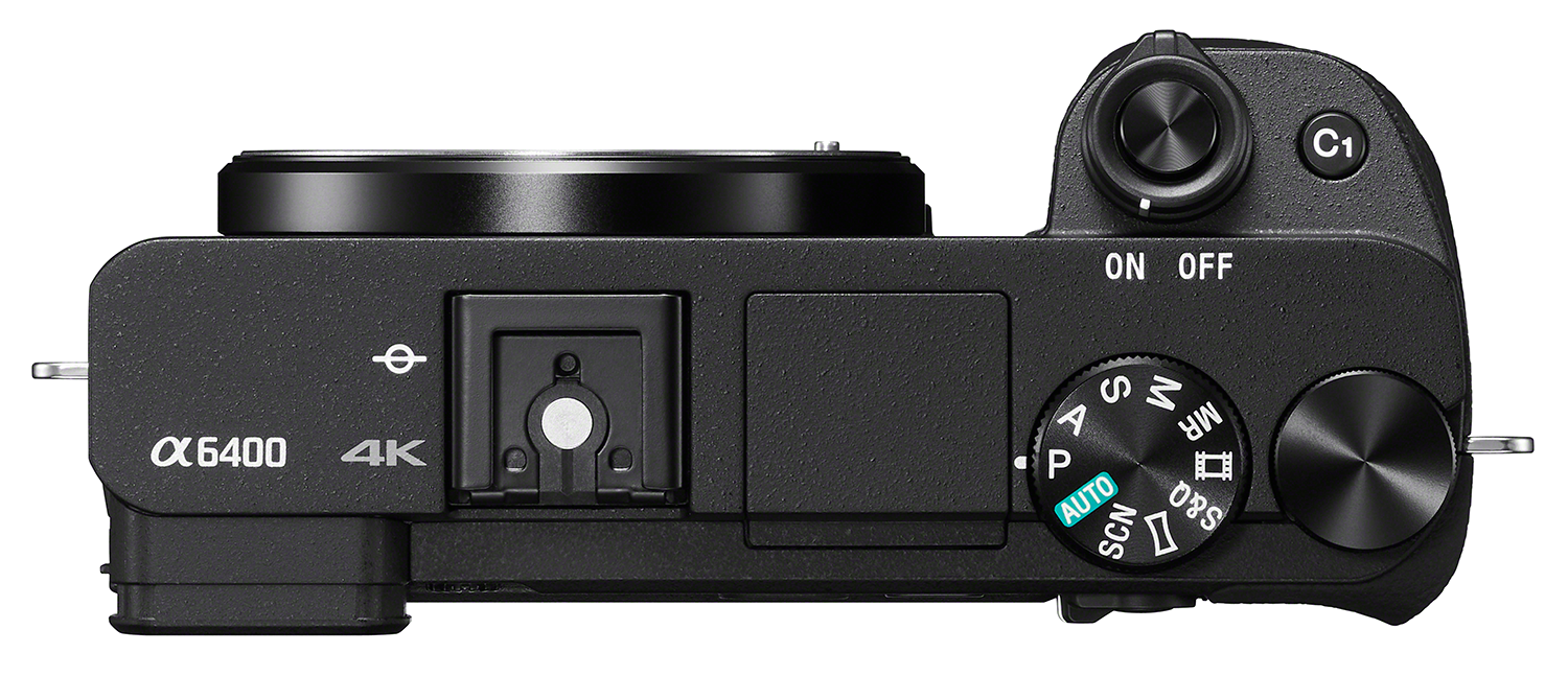 Sony a6400 camera announced