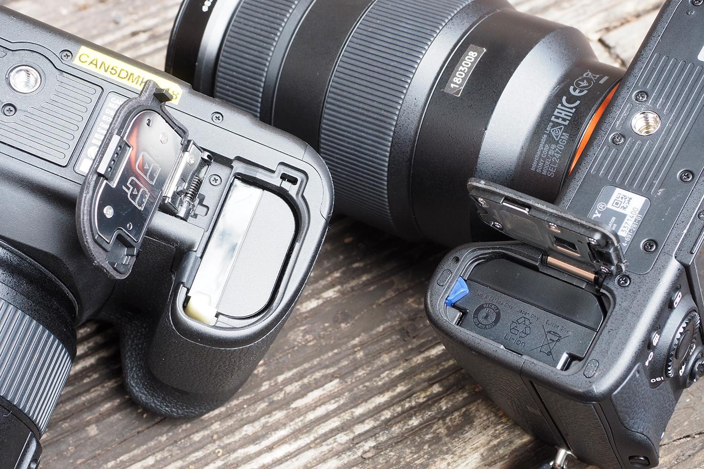 5D Mk 4 A9 batteries
