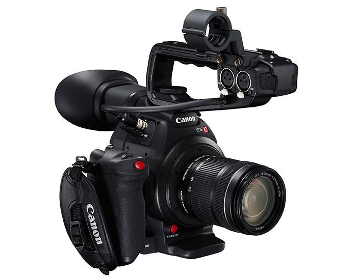 Canon announce C100 Mk II