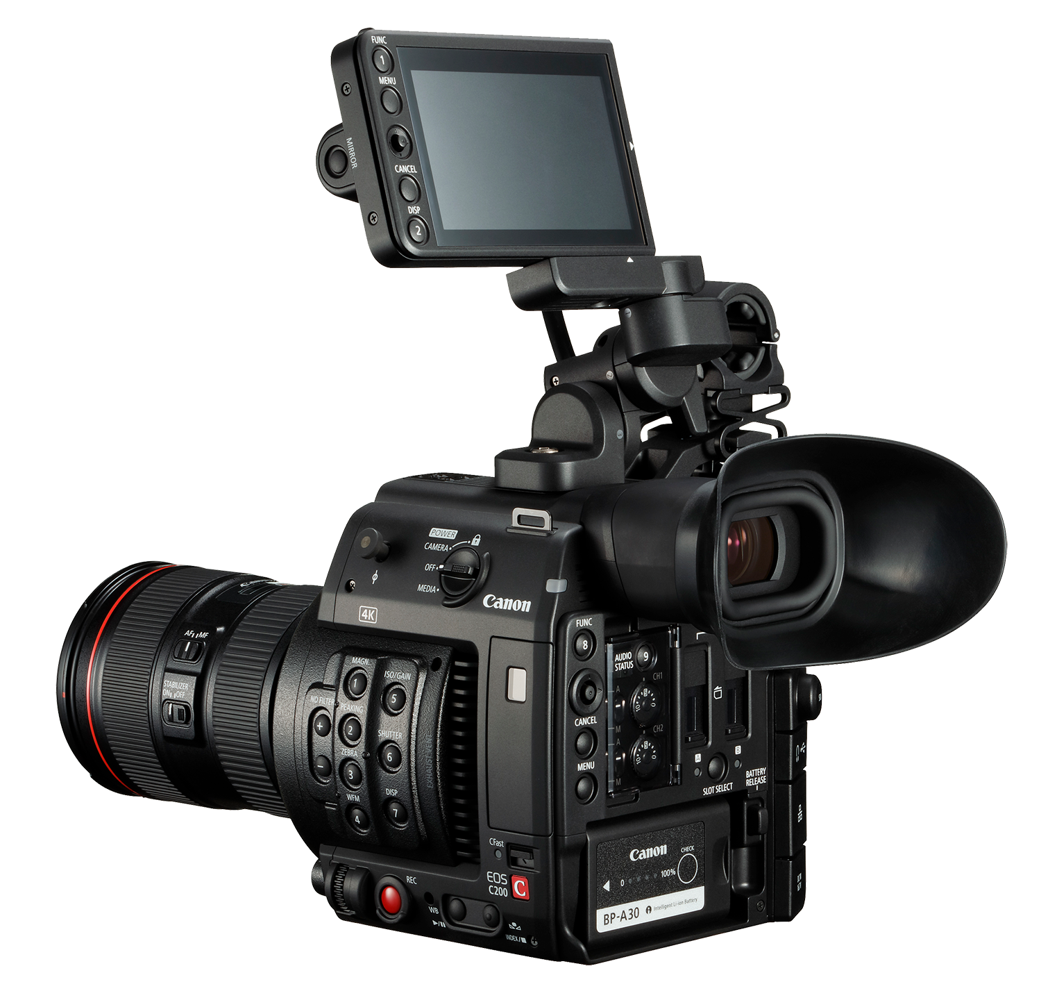 canon eos c200 for hire