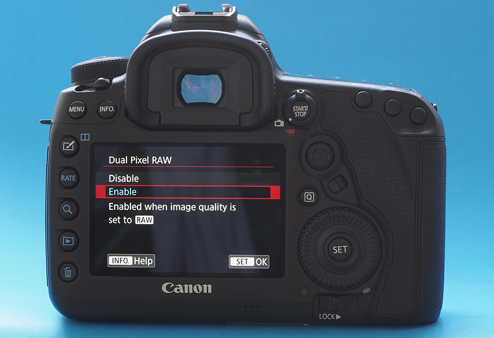 Canon 5D MK IV best use 'how to' guide