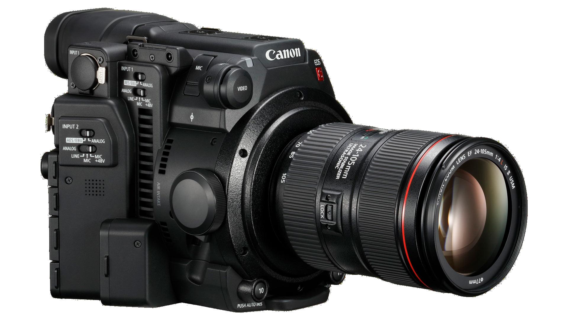 Canon Announces Eos C200 Internal 4k Raw Camera