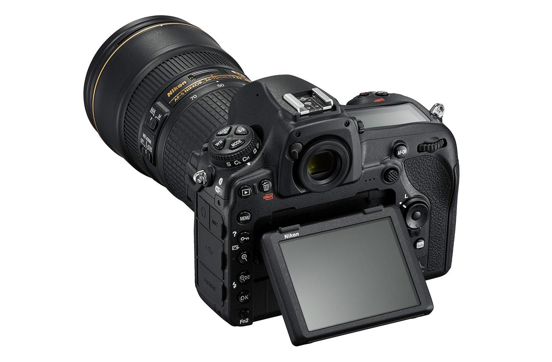Nikon D850 rear tilt screen