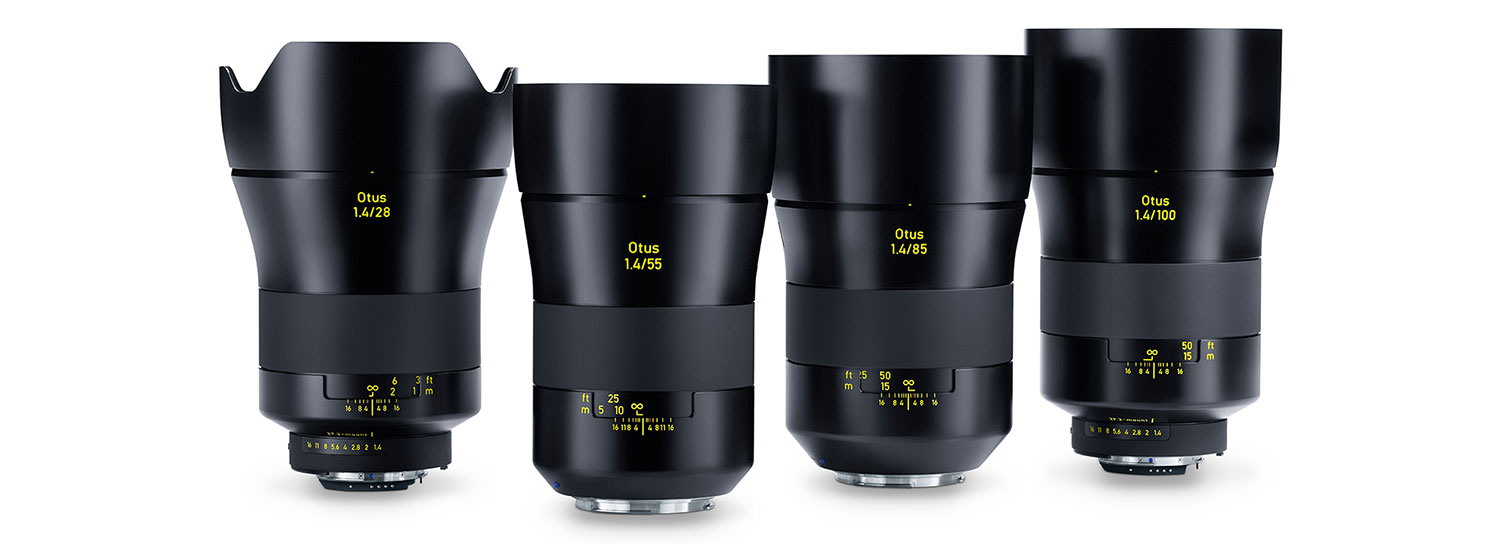 ZEISS Otus lens hire