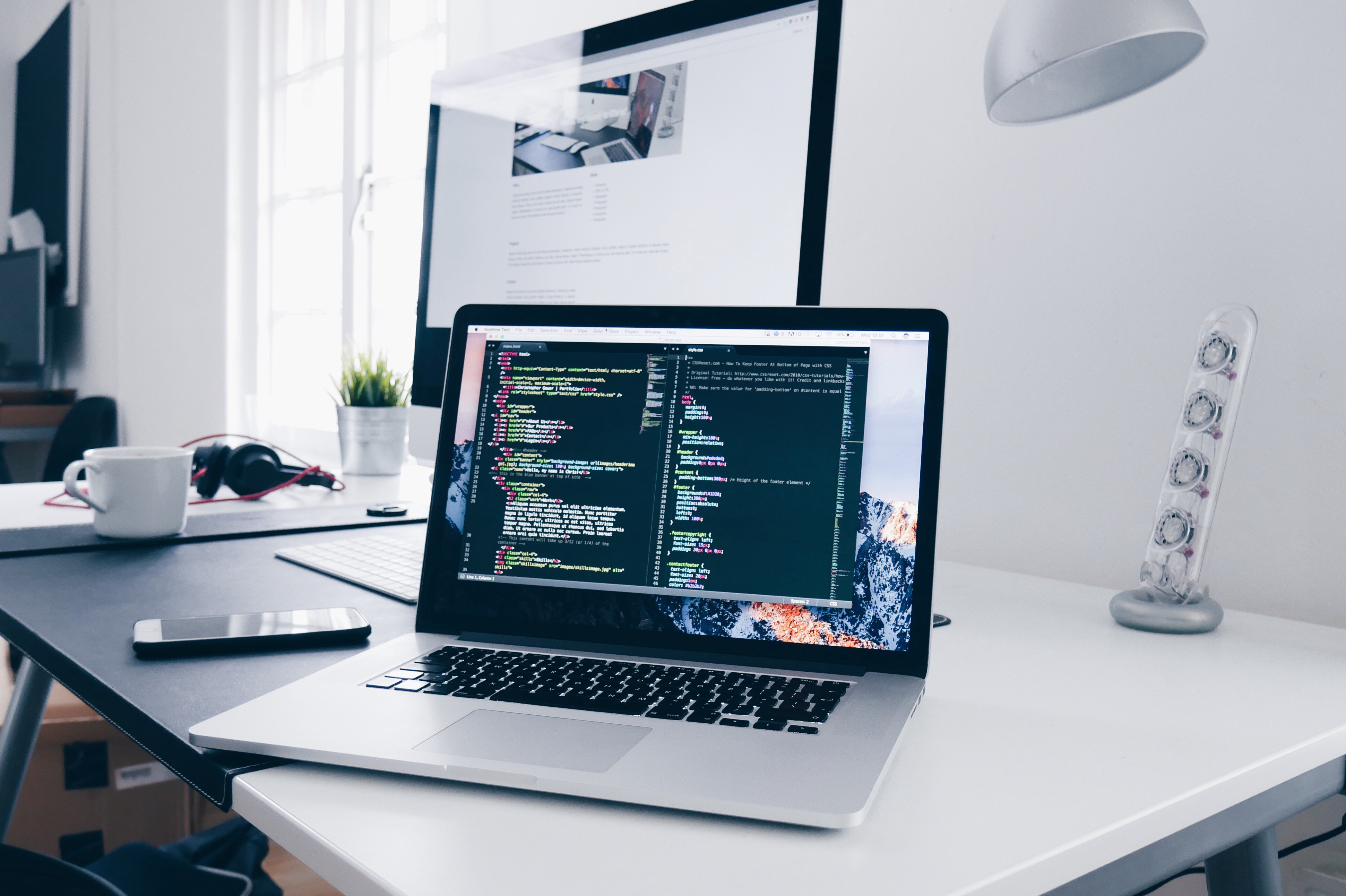 The benefits of strongly typed code