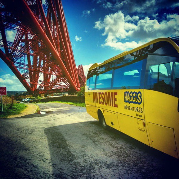 Scotland Day tTurs Bus