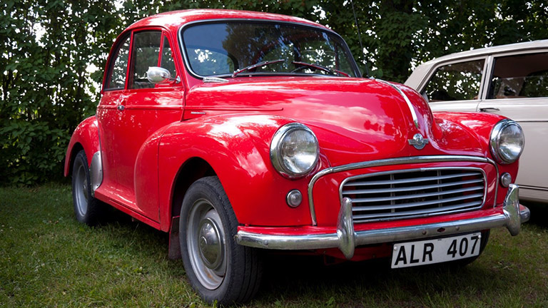 A-brief-history-of-car-making-in-Great-Britain---Morris-Minor