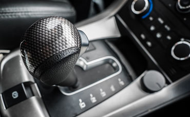 Automatic transmission gearstick