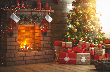 Interior Christmas decorations