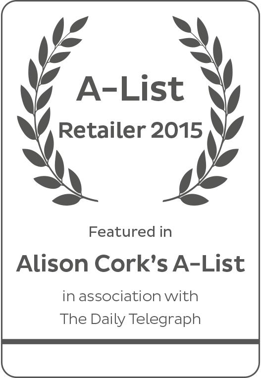 Alison Cork's A List