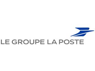 logo de GROUPE LA POSTE