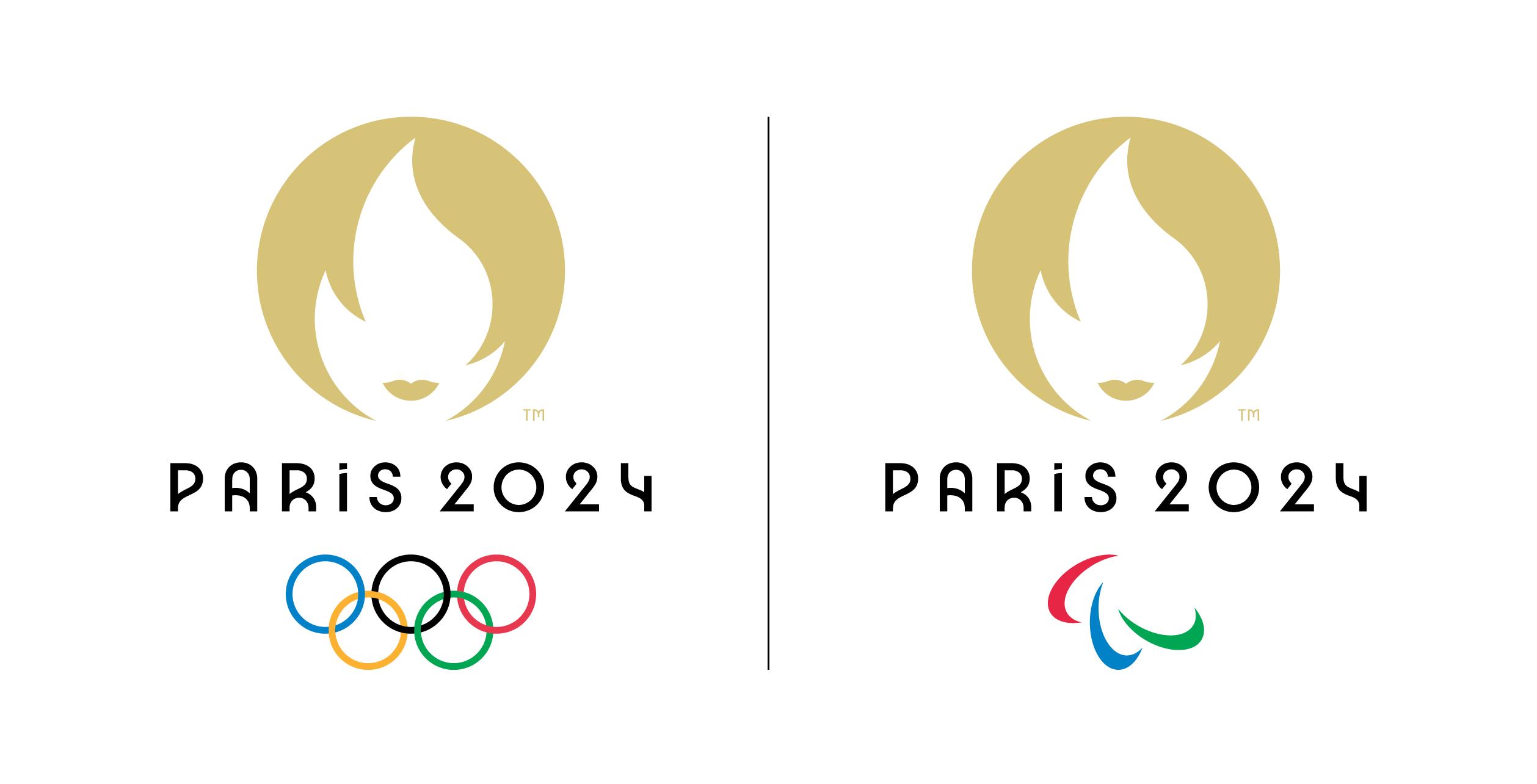 logo de PARIS 2024
