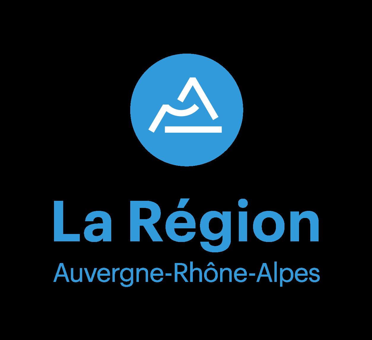 logo de REGION AUVERGNE-RHÔNE-ALPES
