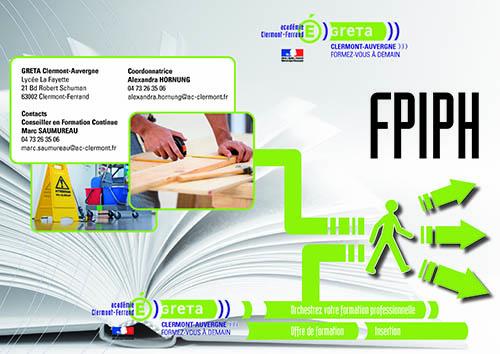 FPIPH avec le GRETA Clermont-Auvergne