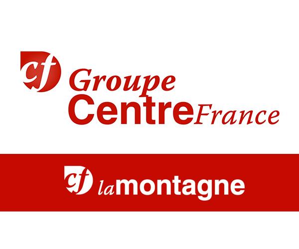 Logo de GROUPE CENTRE FRANCE LA MONTAGNE