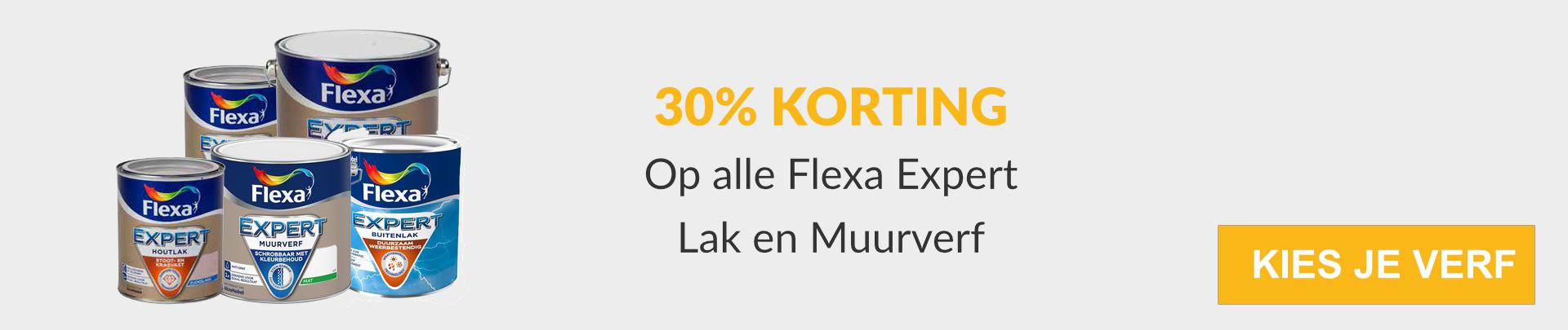 Flexa Expert Actie
