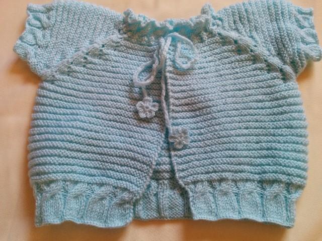 Mavi Bebek Yeleği