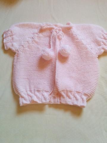 Pembe Bebek Yeleği