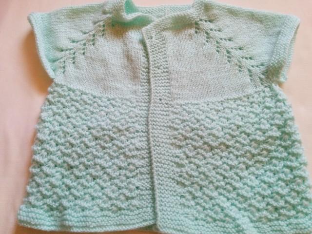 Yeşil Bebek Yeleği
