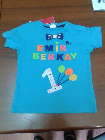 Balonlu Tişört
