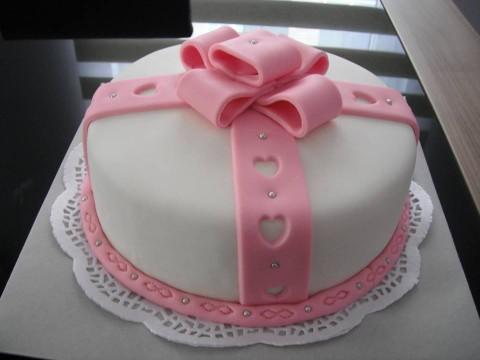 özel tasarım pasta