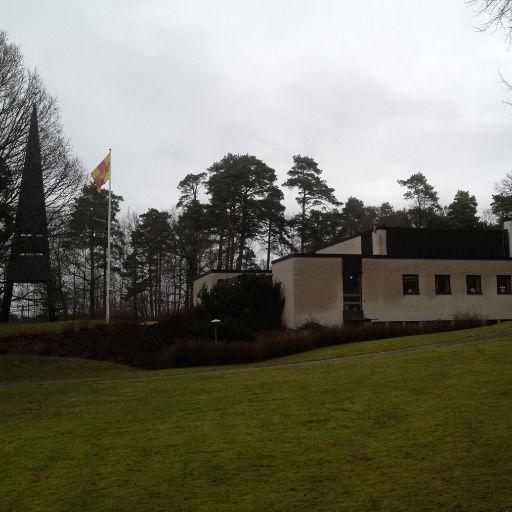 Blåsutkyrkan