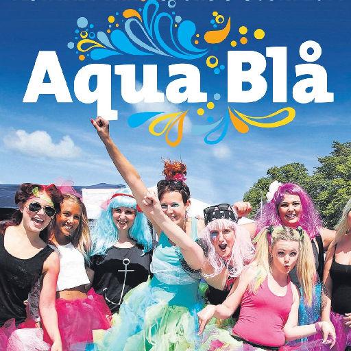 Aqua Blå Vänersborg