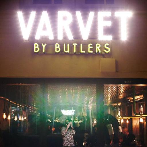 Citylunch på Varvet by Butlers
