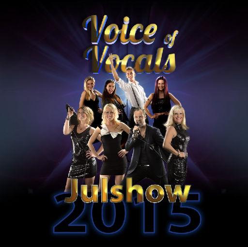 Mortens Julshow 2015 Voice of Vocals